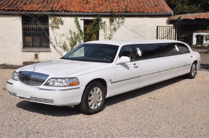 Lincoln Limousine PRINCESS - Votre Limousine